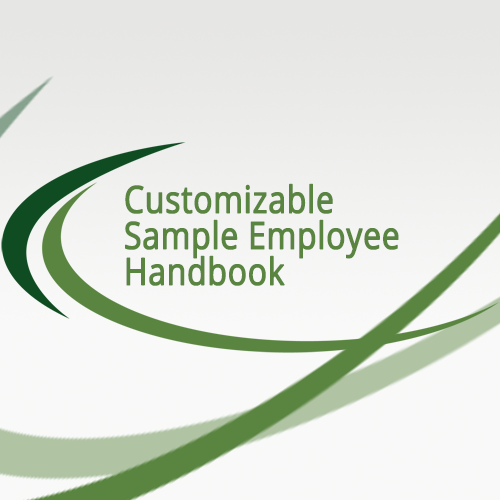 sample employee handbooks