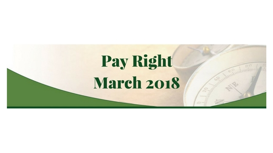 Pay Right – This Month in HR News